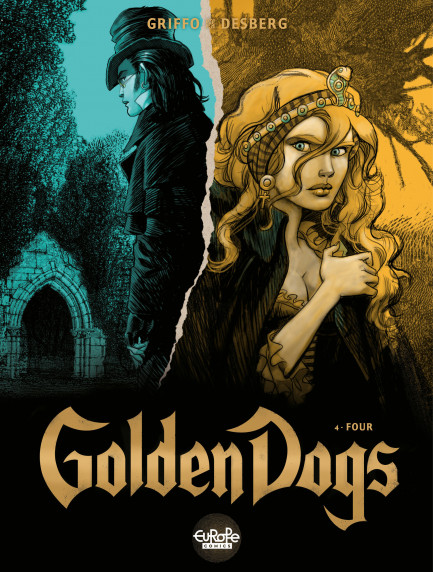 Golden Dogs 4. Four