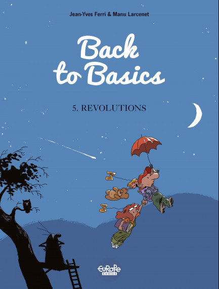 Back to Basics 5. Revolutions