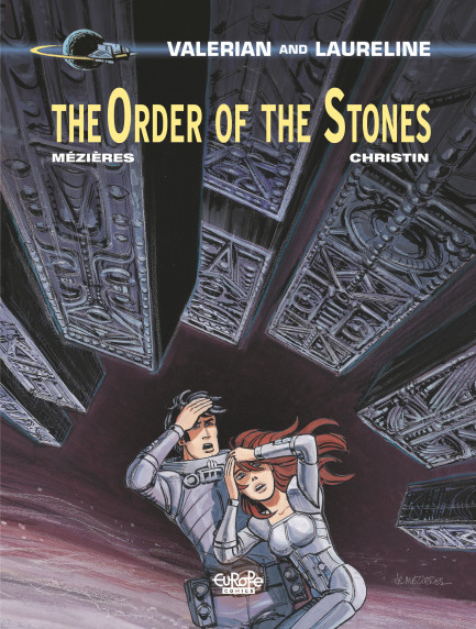 Valerian and Laureline The Order of the Stones