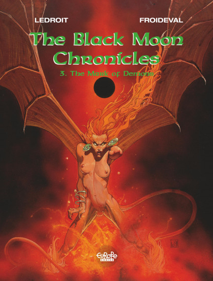 The Black Moon Chronicles 3. The Mark of Demons