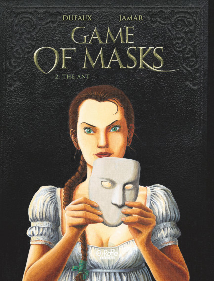 Game of Masks 2. The Ant