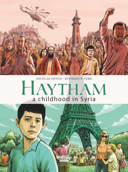 Haytham a childhood in Syria