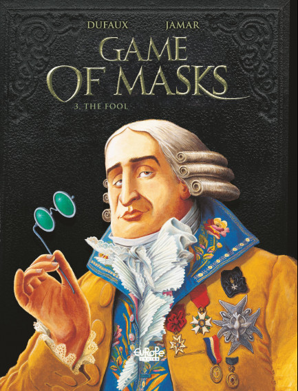 Game of Masks The Fool