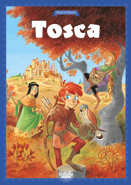 Tosca Tosca of the Forest