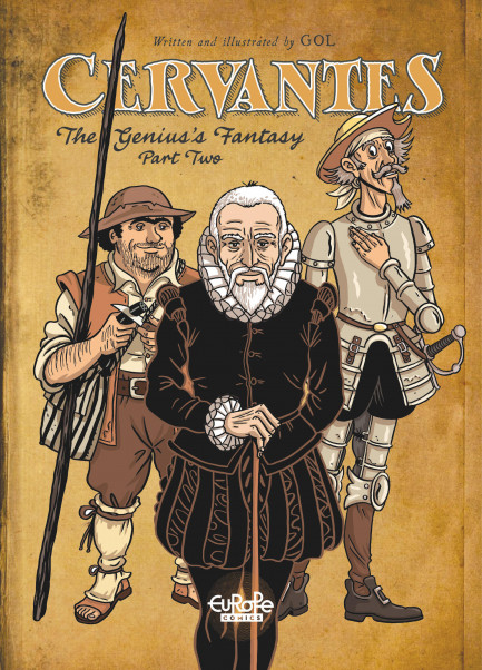 Cervantes The Genius's Fantasy, Part II