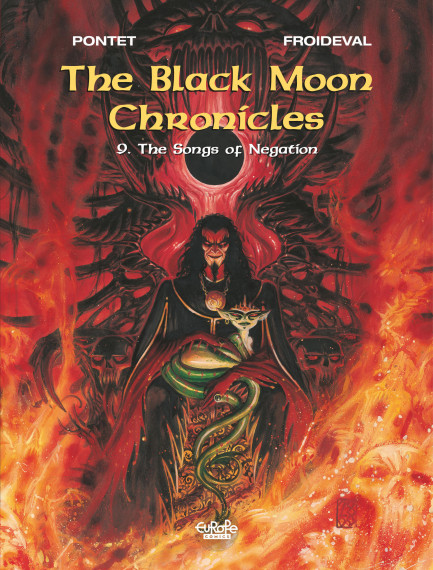 The Black Moon Chronicles 9. The Songs of Negation