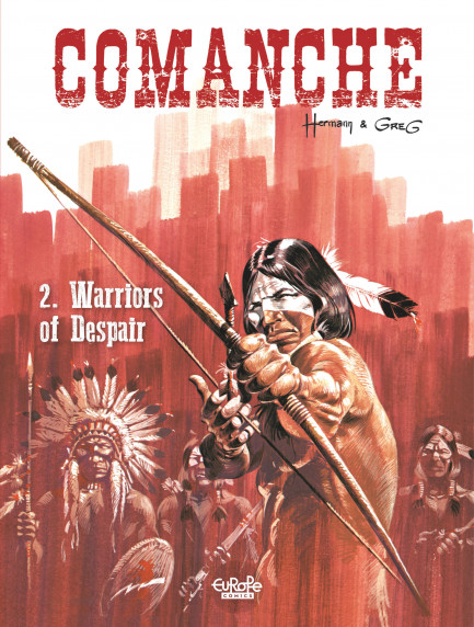 Comanche 2. Warriors of Despair