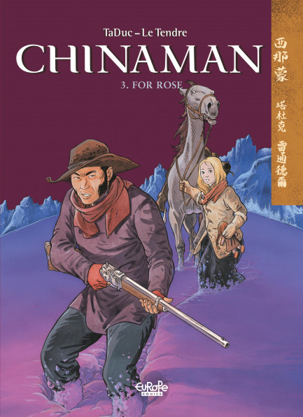 Chinaman 3. For Rose