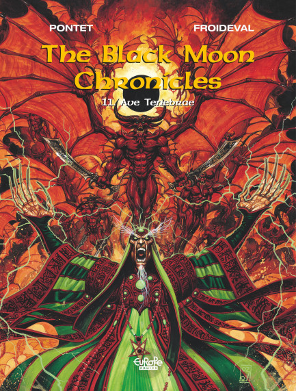 The Black Moon Chronicles 11. Ave Tenebrae