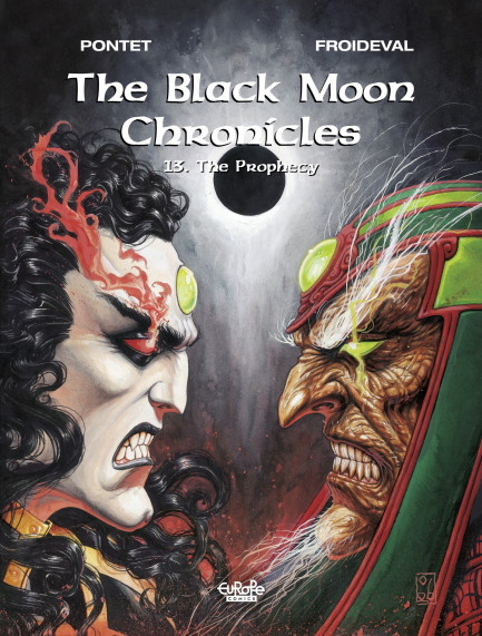 The Black Moon Chronicles The Black Moon Chronicles 13. The Prophecy