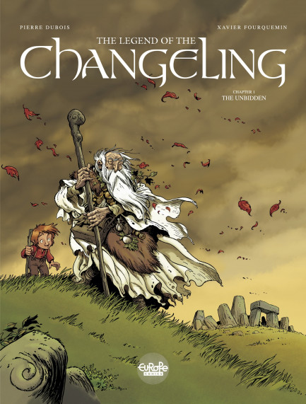 The Legend of the Changeling The Legend of the Changeling 1. The Unbidden
