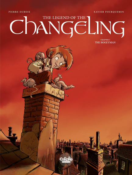 The Legend of the Changeling The Legend of the Changeling 2. The Bogeyman