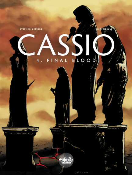 Cassio Cassio 4. Final Blood