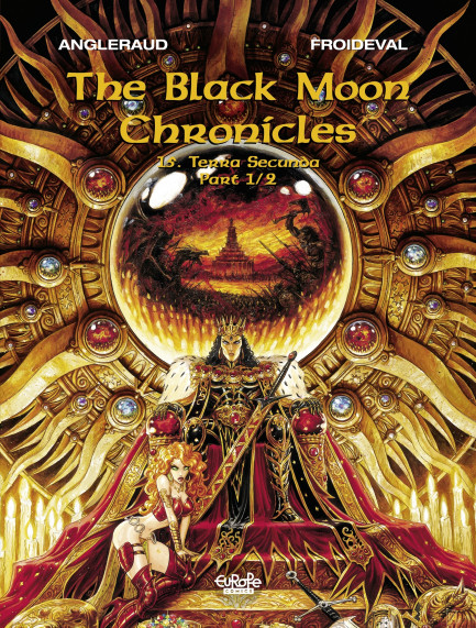 The Black Moon Chronicles The Black Moon Chronicles 15. Terra Secunda (Part 1/2)