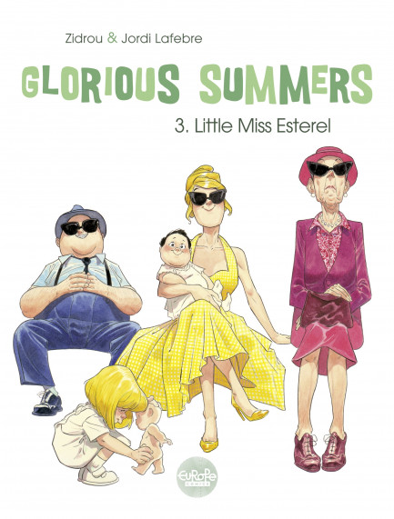 Glorious Summers Glorious Summers 3. Little Miss Esterel