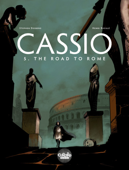 Cassio Cassio 5. The Road to Rome