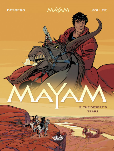 Mayam Mayam 2. The Desert's Tears