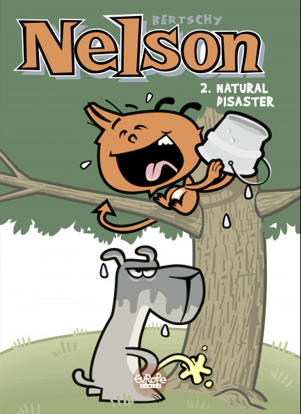 Nelson Nelson 2. Natural Disaster