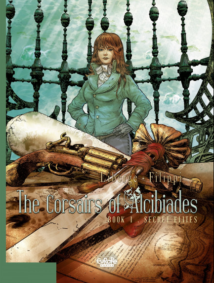The Corsairs of Alcibiades The Corsairs of Alcibiades 1. Secret Elites