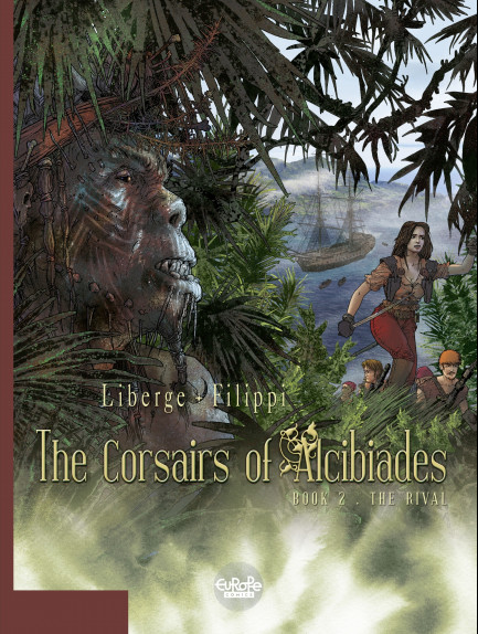 The Corsairs of Alcibiades The Corsairs of Alcibiades 2. The Rival