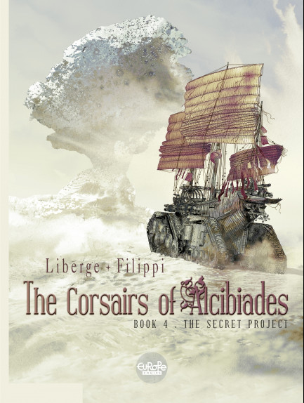The Corsairs of Alcibiades The Corsairs of Alcibiades 4. The Secret Project