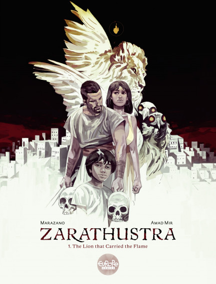 Zarathustra Zarathustra 1. The Lion that Carried the Flame