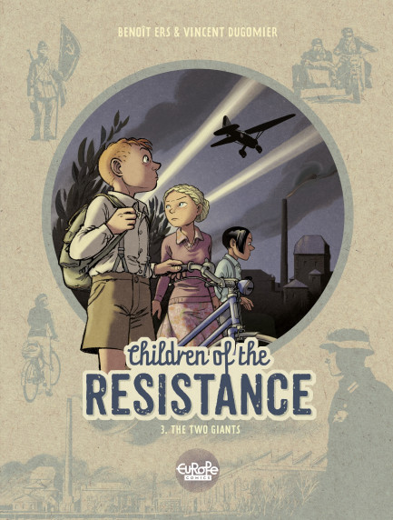 Children of the Resistance Children of the Resistance 3. The Two Giants