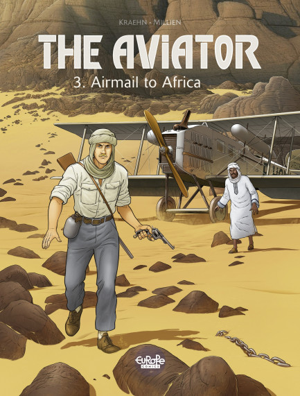 The Aviator The Aviator 3. Airmail to Africa