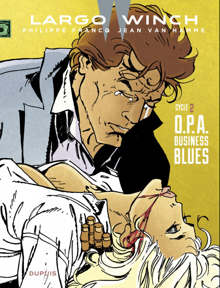 Largo Winch - Diptyques Largo Winch - Diptyques - tome 2 - Diptyque Largo Winch 2/10