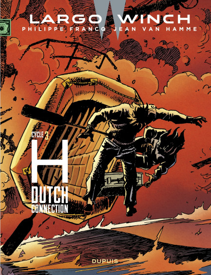 Largo Winch - Diptyques Largo Winch - Diptyques - tome 3 - Diptyque Largo Winch 3/10