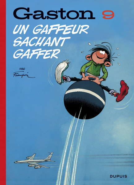 Gaston (Edition 2018) Gaston (Edition 2018) - tome 9 - Un gaffeur sachant gaffer (Edition 2018)