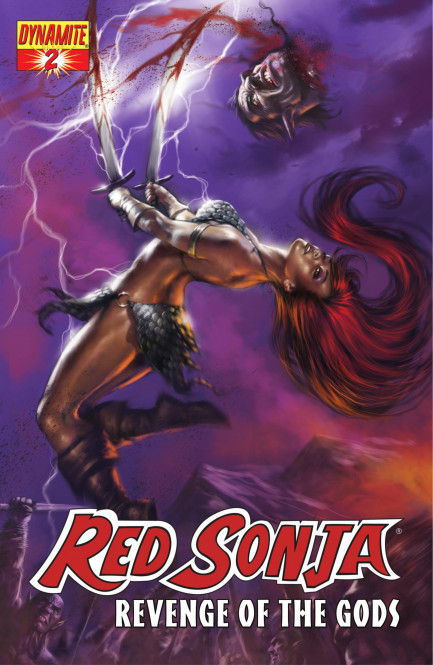Red Sonja Red Sonja: Revenge of the Gods #2