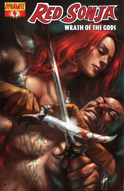 Red Sonja Red Sonja: Wrath of the Gods Vol. 1 #4