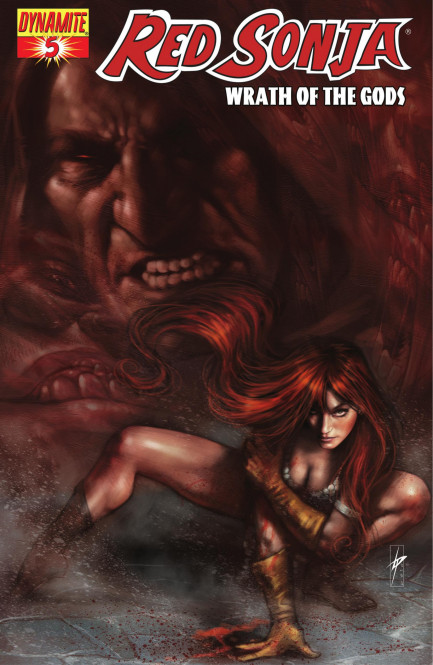 Red Sonja Red Sonja: Wrath of the Gods Vol. 1 #5