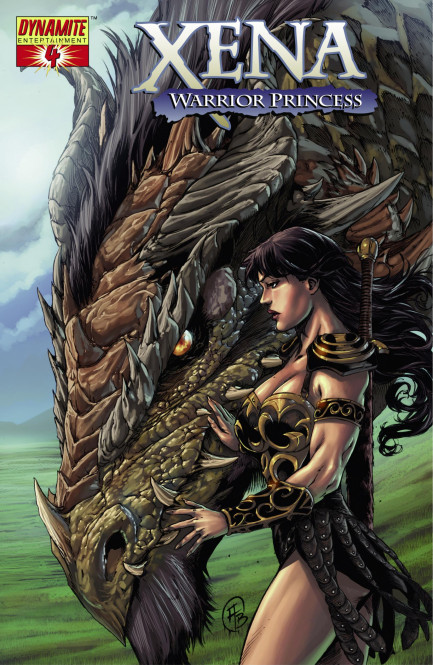 Xena: Warrior Princess Xena: Warrior Princess #4