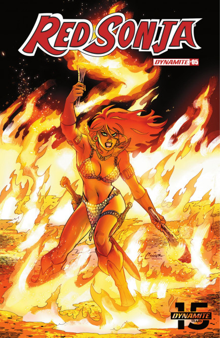 Red Sonja Red Sonja (Vol 5) #5