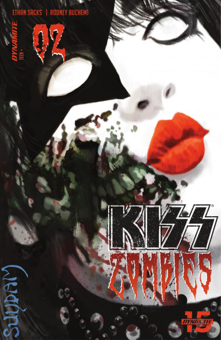 KISS: Zombies KISS: Zombies #2
