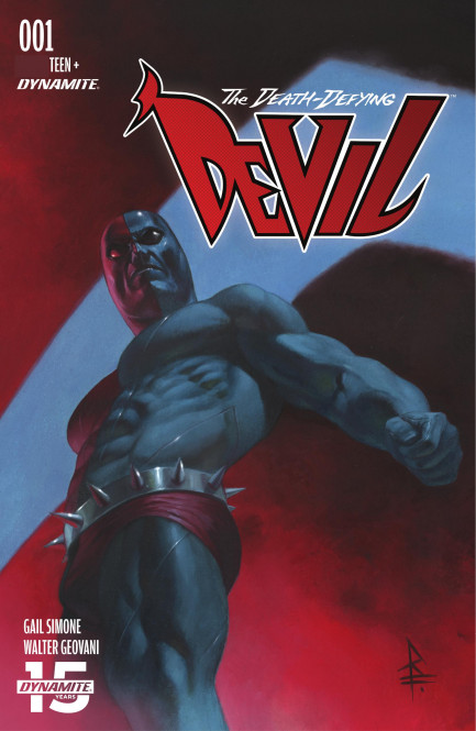 The Death-Defying 'Devil The Death-Defying 'Devil (Vol 2) #1