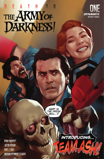 Death To The Army of Darkness Death To The Army of Darkness #1