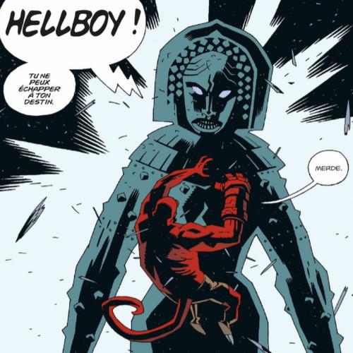 © Hellboy T.2 - Mike Mignola - Delcourt - 2021