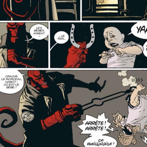 Hellboy T.3 - Mike Mignola - Delcourt - 2021