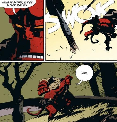 Hellboy T.4 - Mike Mignola - Delcourt - 2021