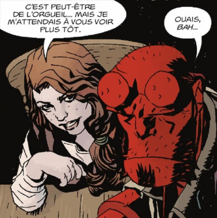 Hellboy T.10 - Mike Mignola - Delcourt - 2021