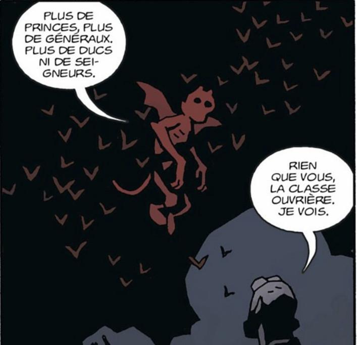 Hellboy en enfer T.1 - Mike Mignola - Delcourt - 2021