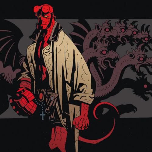 Hellboy T.1 - Mike Mignola - Delcourt - 2021