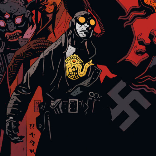 Lobster Johnson T.1 - Mike Mignola & Jason Armstrong - Delcourt - 2021