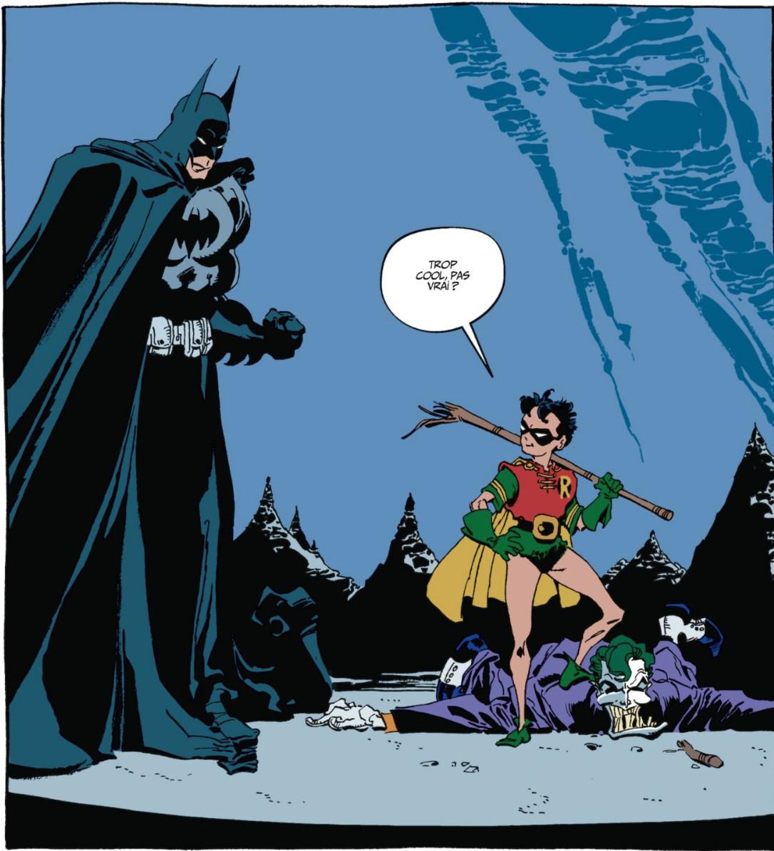 Batman - Amère Victoire Robin