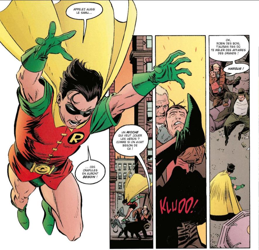 Robin - Année Un Robin