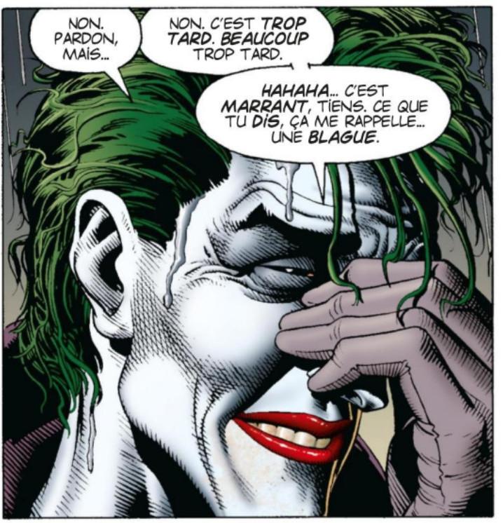 Batman - Killing Joke Joker