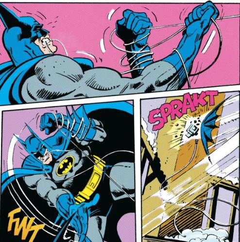 Batman - Knightfall - Dennis O'Neil & Doug Moench & Chuck Dixon & Joe Quesada & Jim Aparo & Graham Nolan Bane